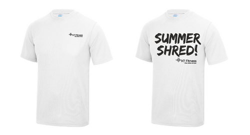 KT Fitness - SUMMER SHRED!