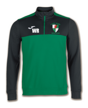 Wrexham RUFC Winner 1/2 Zip Tracksuit Top (Kids)