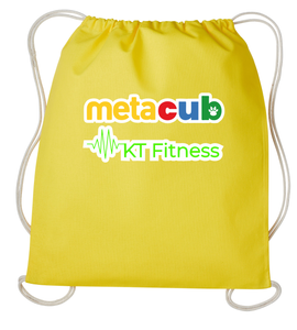 KT Fitness Metacub - Drawstring Bag