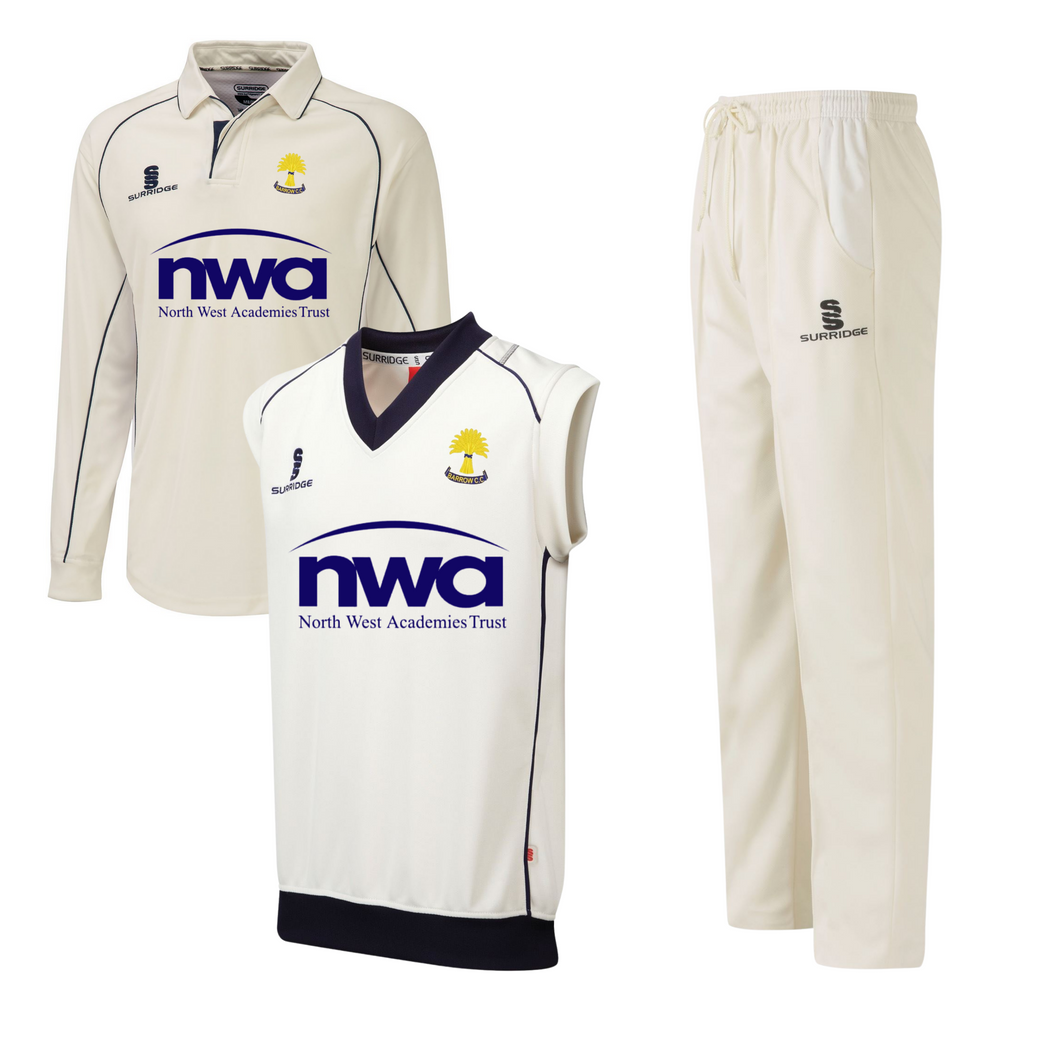 Barrow Cricket Club - Adult Playing Pack