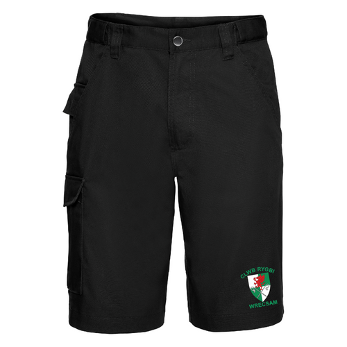 Wrexham RUFC recreational Shorts