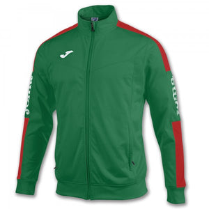 JOMA JACKET CHAMPIONSHIP IV GREEN-RED