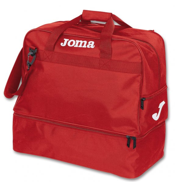 JOMA BAG TRAINING III RED -MEDIUM-