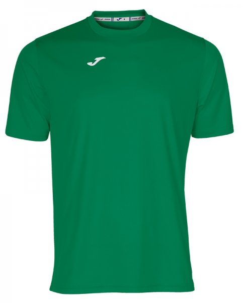 JOMA T-SHIRT COMBI GREEN S/S