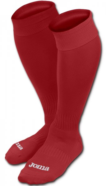 JOMA  SOCKS CLASSIC-3 RED -PACK 20-