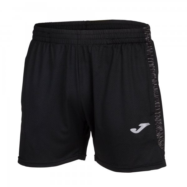JOMA SHORT RUNNING NIGHT BLACK