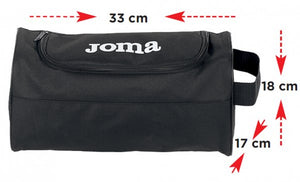 JOMA SHOE BAG BLACK