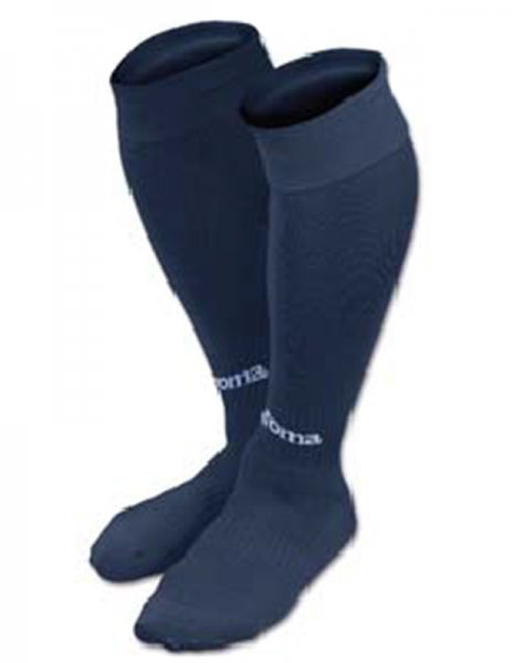 JOMA FOOTBALL SOCKS CLASSIC II DARK NAVY -PACK 4-