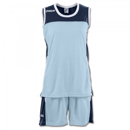 JOMA SET SPACE II WOMAN SKYBLUE SLEEVELESS