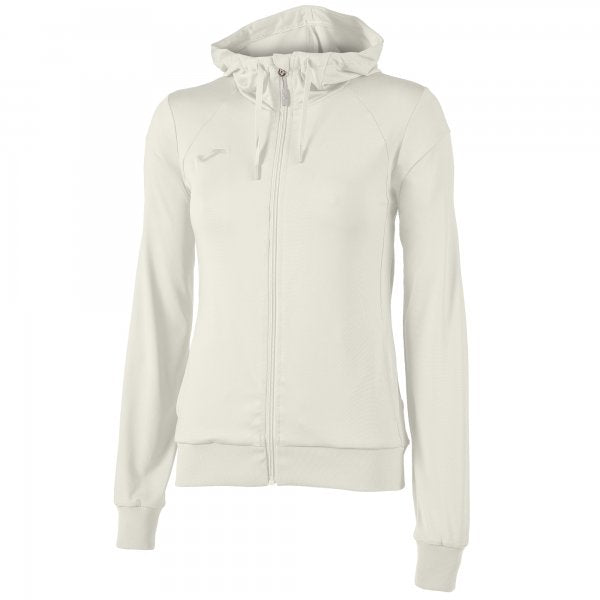 JOMA SWEATSHIRT HOODIE SCULPTURE WHITE WOMAN