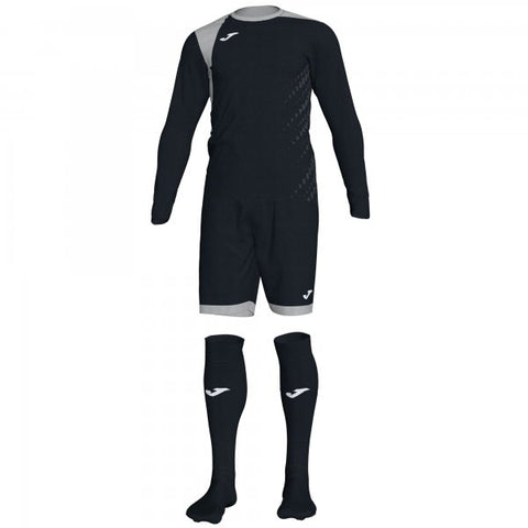 JOMA ZAMORA IV GOALKEEPER SET BLACK L/S
