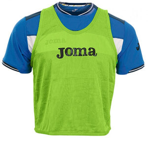 JOMA TRAINING BIBS 905,166 LIGHT GREEN -PACK 10-