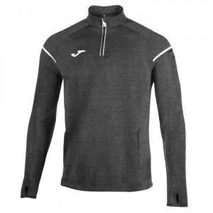 JOMA SWEATSHIRT 1/2 ZIPPER RACE MELANGE