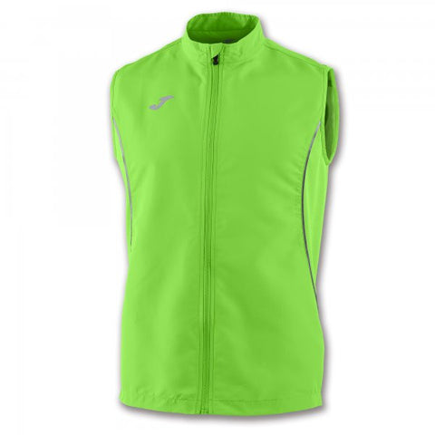 JOMA VEST RECORD II GREEN SLEEVELESS