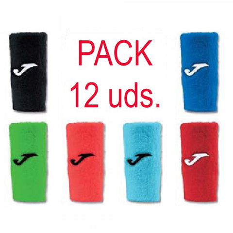 JOMA WRISTBAND COLOR ASSORTMENT -PACK 12-