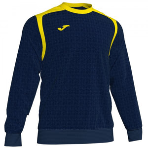 JOMA SWEATSHIRT CHAMPION V DARK NAVY-YELLOW