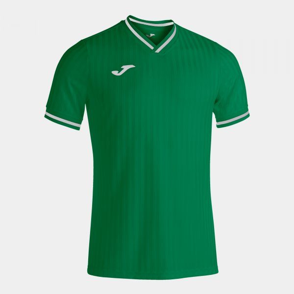 JOMA TOLETUM III SHORT SLEEVE T-SHIRT GREEN