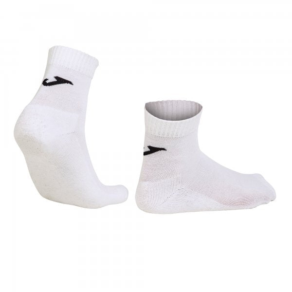 JOMA TRAINING SOCK WHITE -PACK 24 PRS-