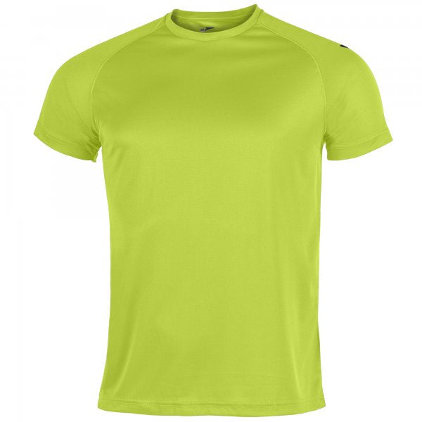 JOMA EVENT T-SHIRT LIME S/S PACK 25