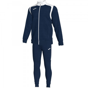JOMA TRACKSUIT CHAMPION V DARK NAVY-WHITE