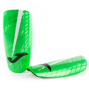 JOMA SHINGUARDS SPIDER FLUOR GREEN-BLACK