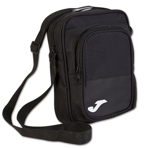 JOMA SHOULDER BAG BLACK -PACK 5-