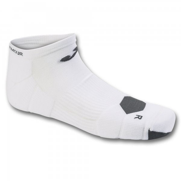 JOMA SOCK SHORT COMPRESSION WHITE -PACK 12-
