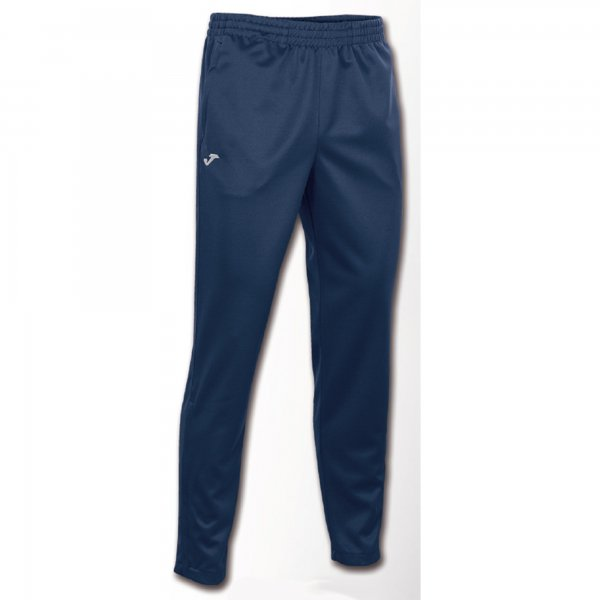 JOMA LONG PANT POLY. INTERLOCK NAVY