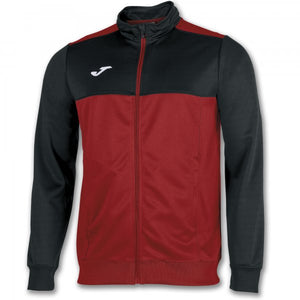 JOMA JACKET WINNER RED-BLACK