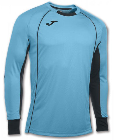 JOMA T-SHIRT GOALKEEPER PROTEC TURQUOISE FLUOR L/S