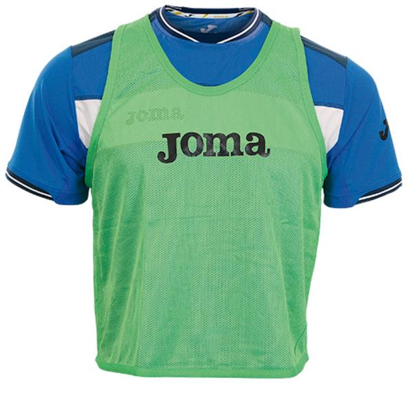 JOMA TRAINING BIBS 905.160 GREEN -PACK 10-
