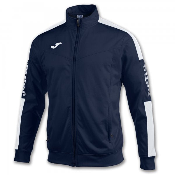 JOMA JACKET CHAMPION IV NAVY-WHITE