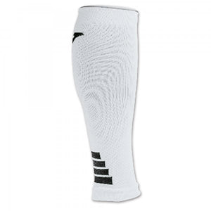JOMA LEG COMPRESSION SLEEVES WHITE -PACK 12-