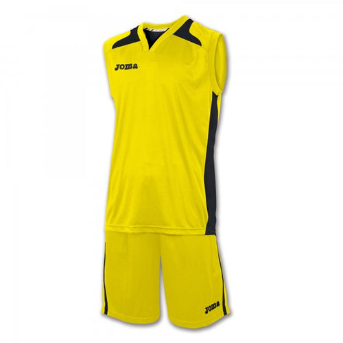JOMA SET CANCHA YELLOW JERSEYSHORT