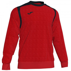 JOMA SWEATSHIRT CHAMPIONSHIP V RED-BLACK
