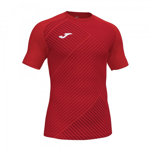 JOMA HAKA II SHORT SLEEVE T-SHIRT RED