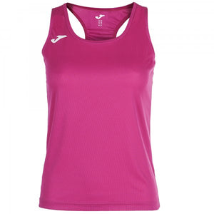 JOMA T-SHIRT SIENA MAGENTA SLEEVELESS WOMAN