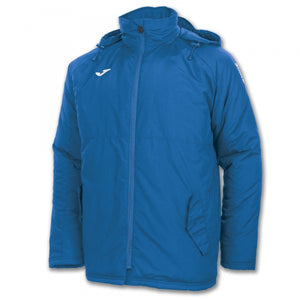 JOMA ZIPPED ANORAK WITH REMOVABLE HOOD