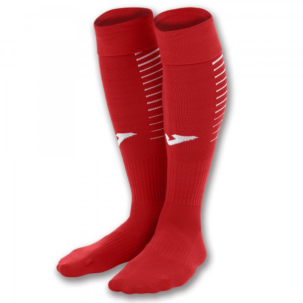 JOMA FOOTBALL SOCKS PREMIER RED PACK 4 UD