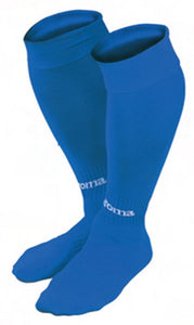 JOMA FOOTBALL SOCKS CLASSIC II ROYAL -PACK 4-