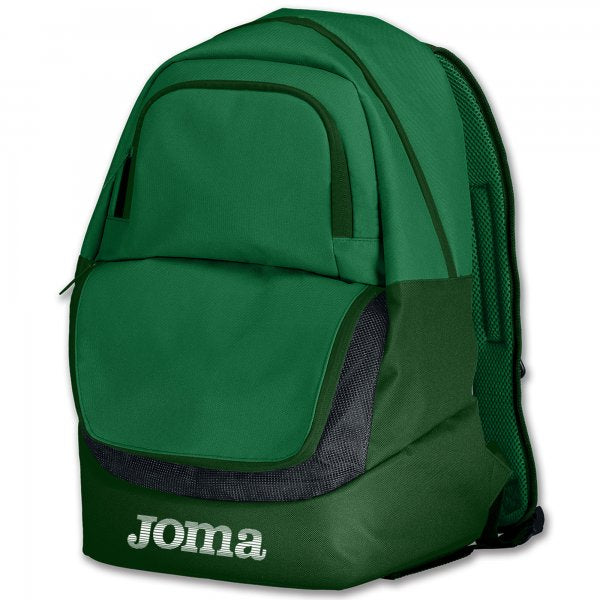 JOMA BACKPACK DIAMOND II GREEN PACK 5 U.