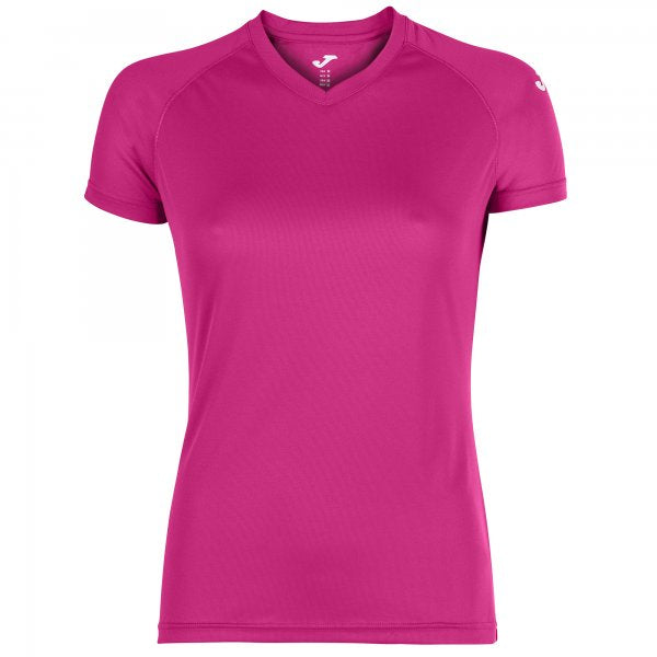 JOMA EVENT T-SHIRT PURPLE S/S WOMAN PACK 25
