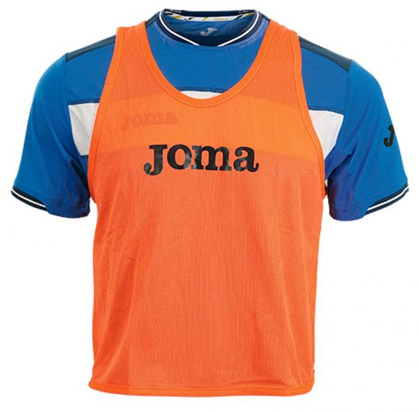 JOMA TRAINING BIBS 905.106 ORANGE -PACK 10-