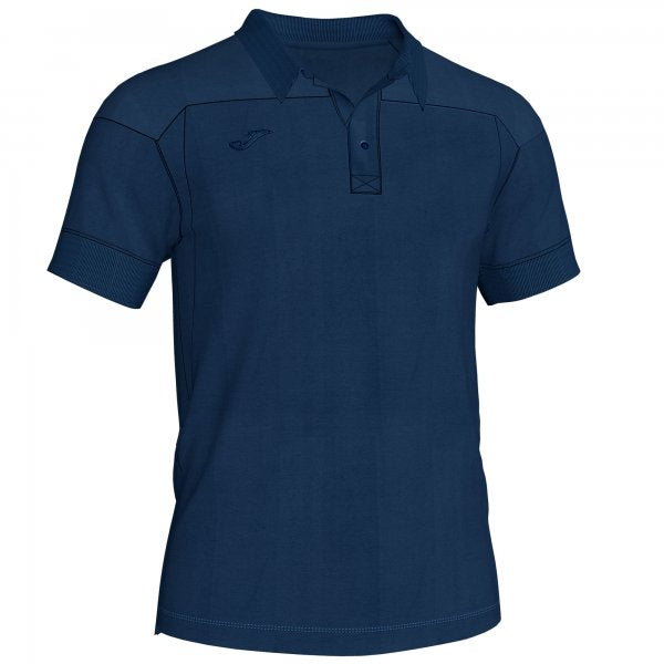 JOMA POLO SHIRT WINNER II COTTON BLUE JEAN  S/S