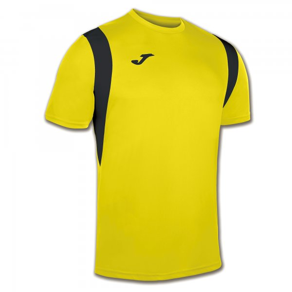 JOMA T-SHIRT WITH ROUNDED COLLAR. WITH DRY MX, A TECHNOLOGY CAPABLE OF CONTROLLING THE SPORTSPERSON'S PERSPIRATION.