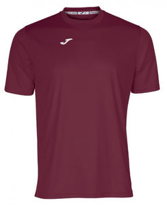 JOMA T-SHIRT WITH ROUNDED COLLAR