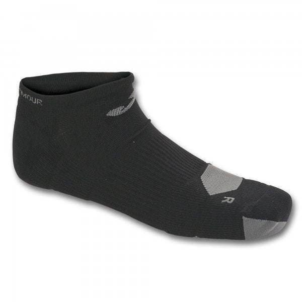 JOMA SOCK SHORT COMPRESSION BLACK -PACK 12-