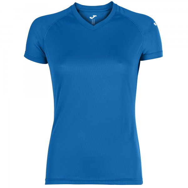 JOMA EVENT T-SHIRT ROYAL S/S WOMAN PACK 25