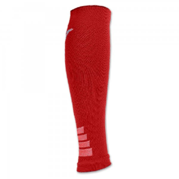 JOMA LEG COMPRESSION SLEEVES RED -PACK 12-