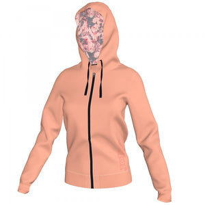 JOMA HOODED JACKET PINK WOMAN
